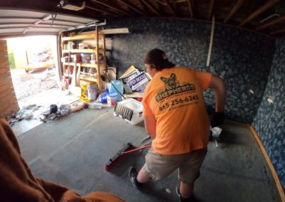 Shepherds Junk Removal & Hauling_GARAGE JUNK CLEANOUT_TN_Knoxville_4833 McCloud Rd._