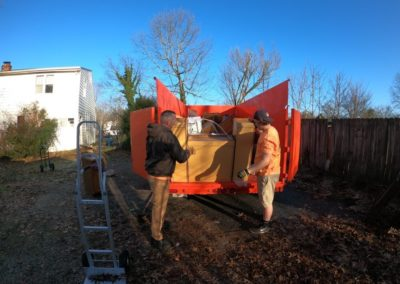 Shepherds Junk Removal & Hauling_GARBAGE CONTAINER_TN_Knoxville_4833 McCloud Rd._