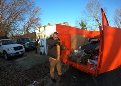 Shepherds Junk Removal & Hauling_PROPERTY CLEANOUT_TN_Knoxville_4833 McCloud Rd._