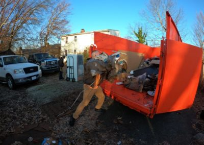 Shepherds Junk Removal & Hauling_TRASH CLEANOUT_TN_Knoxville_4833 McCloud Rd._